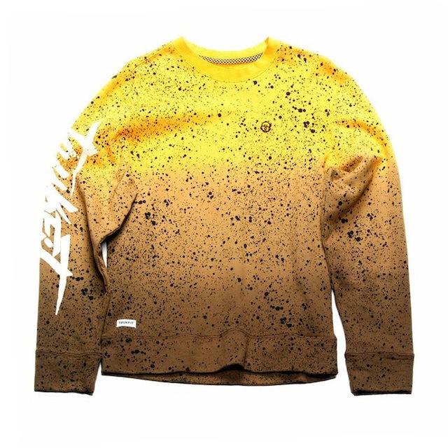 TRUKFIT Speckle Printed Crew Neck Sweatshirt