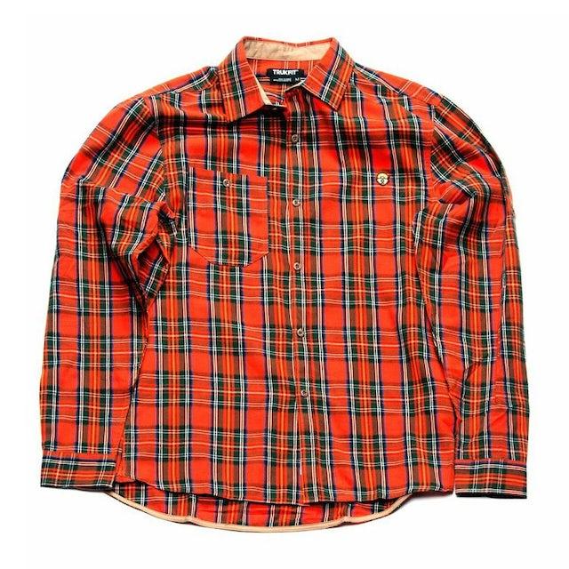 TRUKFIT Plaid Woven Long Sleeve Shirt