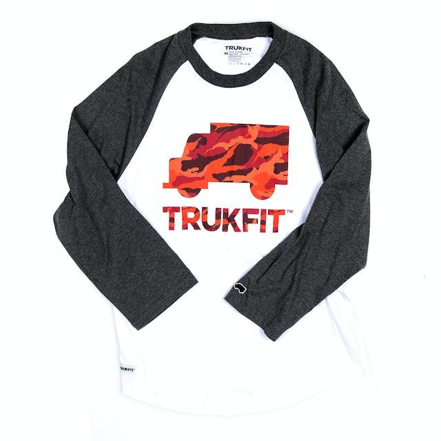TRUKFIT Truk Logo Raglan