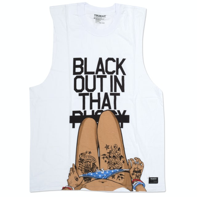TRUKFIT Black Out Tank