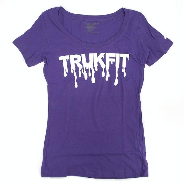 TRUKFIT HD LOGO DRIP Jr. T-Shirt