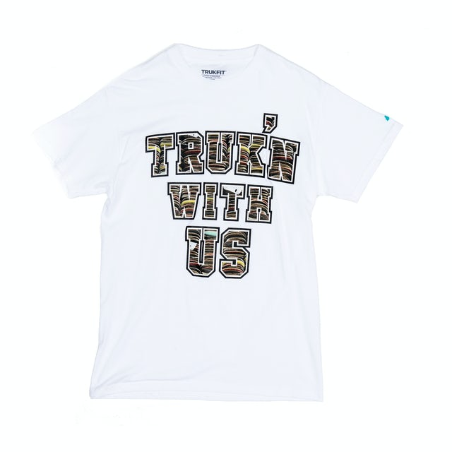 TRUKFIT Trukin' Wit Us Decks T-Shirt