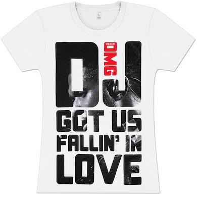 Usher Juniors DJ In Love T-Shirt