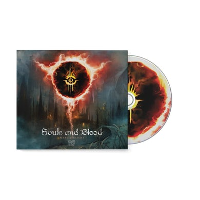 Souls and Blood (Music Inspired by Demon's Souls, Dark Souls, and Bloodborne) - Marc Straight (Compact Disc)
