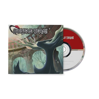 Braxton Burks Double Team! (Music from the Pokémon Games) (Compact Disc)