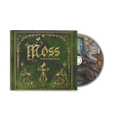 Moss (Original Game Soundtrack) - Jason Graves (Compact Disc)