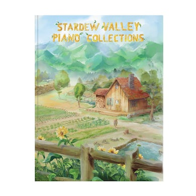 Augustine Mayuga Gonzales Stardew Valley Piano Collections (Sheet Music Book)