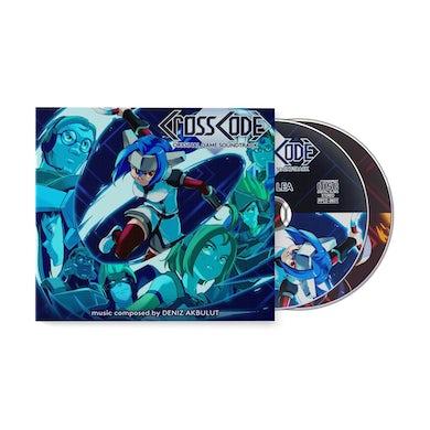 CrossCode (Original Game Soundtrack) - Deniz Akbulut (Compact Disc)