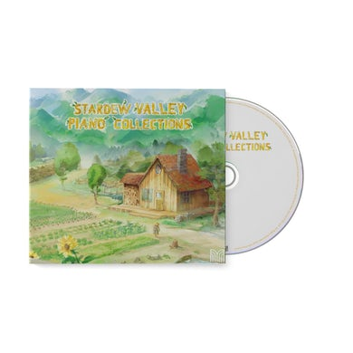 Augustine Mayuga Gonzales Stardew Valley Piano Collections (Compact Disc)