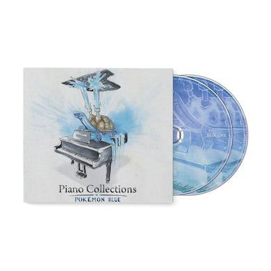 Piano Collections: Pokémon Red/Blue/Yellow/Green - Trevor Alan Gomes (Compact Disc) CD