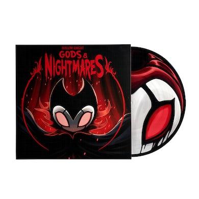 Hollow Knight Gods and Nightmares (Original Soundtrack) - Christopher Larkin (1xLP Vinyl Record)