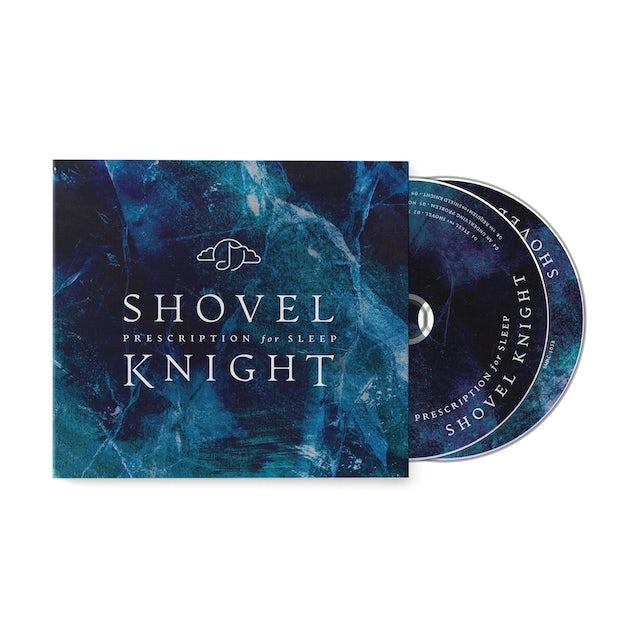GENTLE LOVE Prescription for Sleep: Shovel Knight (Compact Disc)