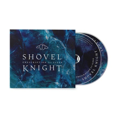 Prescription for Sleep: Shovel Knight - GENTLE LOVE (Compact Disc)