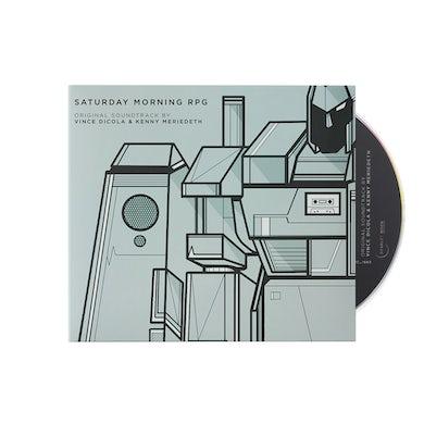 Saturday Morning RPG (Original Game Soundtrack) (Compact Disc)