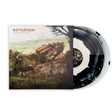 Jon Everist BattleTech: Original Game Soundtrack (2xLP Color Vinyl Record)