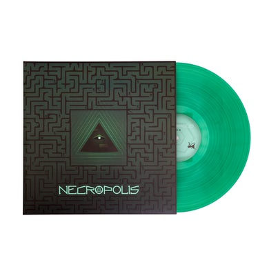 Necropolis (Collector's Edition Soundtrack) - Jon Everist (1xLP Vinyl Record)