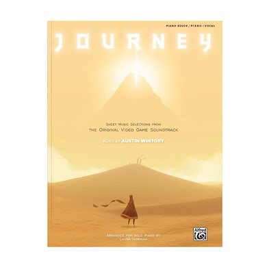 Journey™ Sheet Music Selections from the Original Video Game Soundtrack (Sheet Music Book)