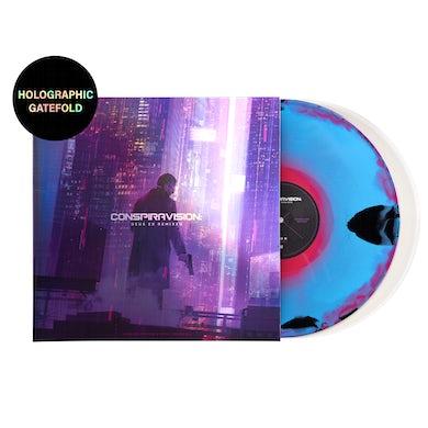 Conspiravision: Deus Ex Remixed - Alexander Brandon & Michiel van den Bos (2xLP Vinyl Record)