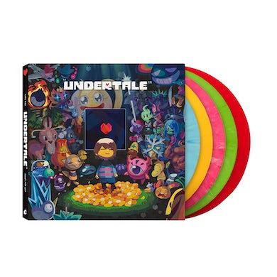 UNDERTALE (Original Game Soundtrack) Complete Box Set - Toby Fox (5xLP Vinyl Record)