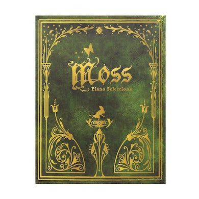 Moss Piano Selections (Sheet Music Book)