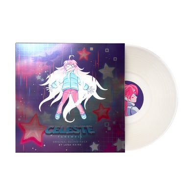 Celeste: Farewell (Original Game Soundtrack) - Lena Raine (1xLP Vinyl Record)