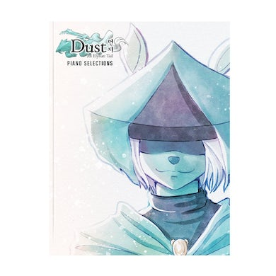 HyperDuck SoundWorks Dust: An Elysian Tail Piano Selections (Sheet Music Book)