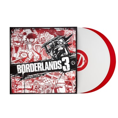 Borderlands 3 (Original Soundtrack) - (Deluxe 2xLP Vinyl Record)