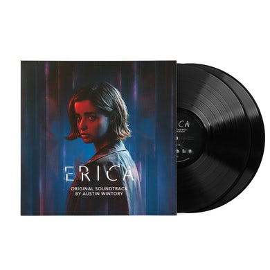 Erica (Original Soundtrack) - Austin Wintory (2xLP Vinyl Record)
