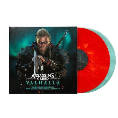 Jesper Kyd Assassin's Creed: Valhalla (Original Game Soundtrack) - Various Artists (2xLP Vinyl Record)