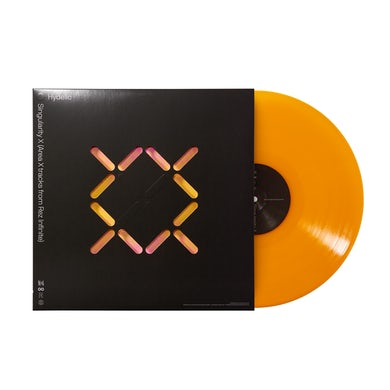 Singularity X: Area X tracks from Rez Infinite - Hydelic (ORANGE 1xLP Vinyl Record)