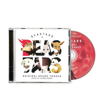 Beastars (Original Soundtrack) - Satoru Kosaki (Compact Disc)