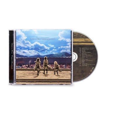 Attack on Titan Season 1 (Original Soundtrack) - Hiroyuki Sawano (Compact Disc)