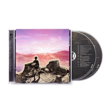 Attack on Titan Season 2 (Original Soundtrack) - Hiroyuki Sawano (Compact Disc)
