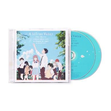 A Silent Voice (Original Soundtrack) - Kensuke Ushio (Compact Disc)