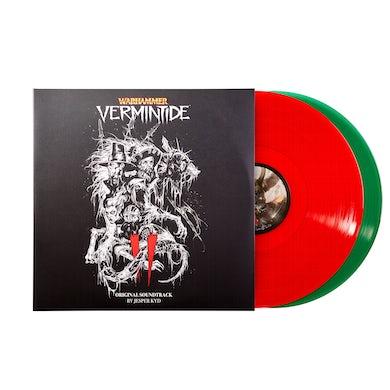 Warhammer: Vermintide 2 (Original Soundtrack) - Jesper Kyd (2xLP Vinyl Record)