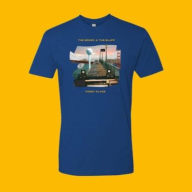 The Brook & The Bluff T-Shirt - First Place artwork