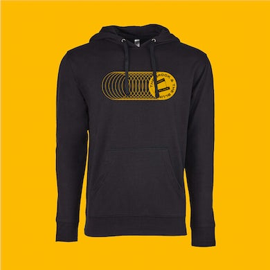 The Brook & The Bluff Light Weight Hoodie - Black