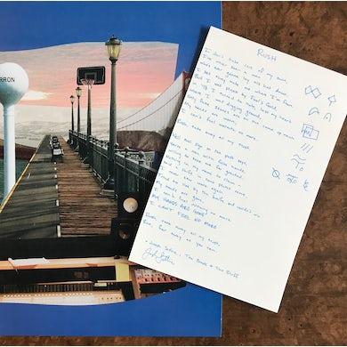 The Brook & The Bluff Handwritten Lyric Sheet