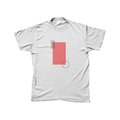 The Brook & The Bluff Heather White Short Sleeve T-Shirt
