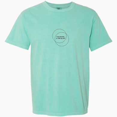 The Brook & The Bluff Embroidered Circles T-Shirt