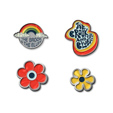 The Brook & The Bluff PREORDER: TBTB Pin Set