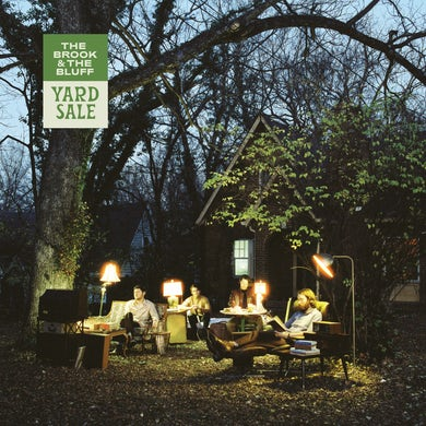 The Brook & The Bluff PREORDER: Yard Sale (CD)