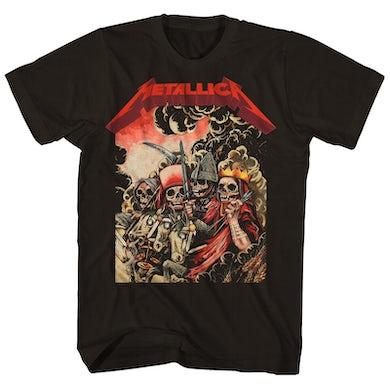 Metallica T-Shirt | The Four Horsemen Metallica Shirt