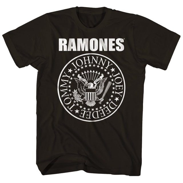 Ramones T-Shirt | Official Logo T-Shirt