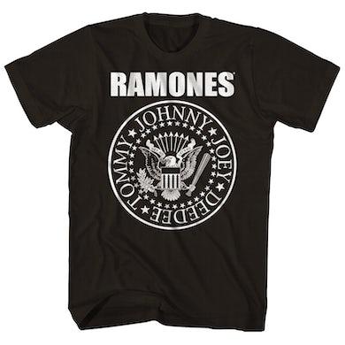 T-Shirt | Official Logo Ramones Shirt