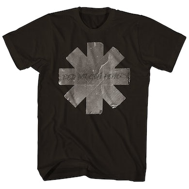 Red Hot Chili Peppers T-Shirt | Duct Tape Logo Shirt