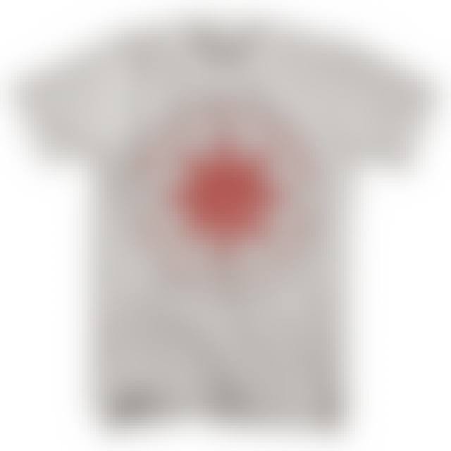 Red Hot Chili Peppers T-Shirt | Distressed Logo T-Shirt