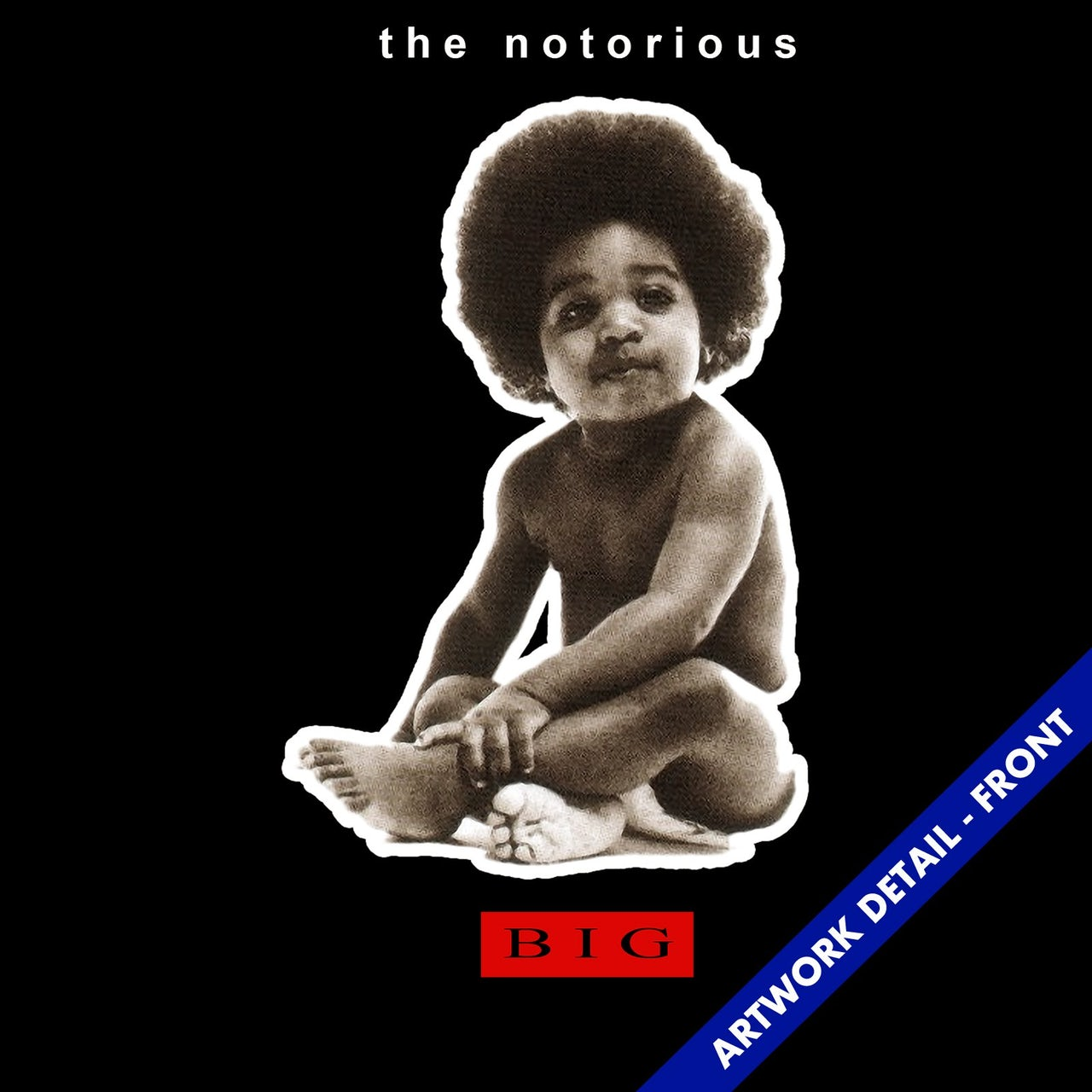 The Notorious B I G  T-Shirt | Ready to Die Album Cover T-Shirt