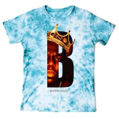 The Notorious B.I.G. T-Shirt   Hypnotize Tie Dye Shirt