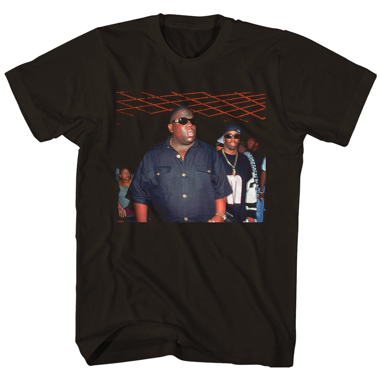 The Notorious B I G T Shirt Puffy And Biggie Versace